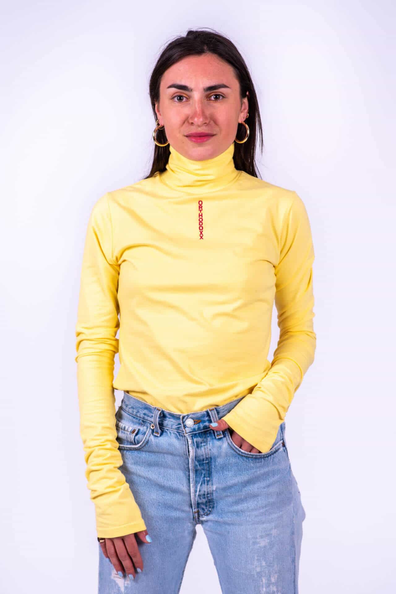 Yellow front